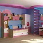 Какой должна быть детская комната для девочки?