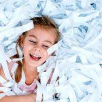 Что такое бумажное шоу для детей?