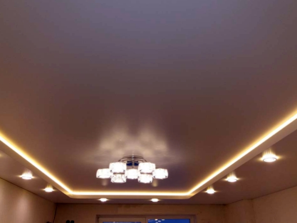 натяжной потолок в Кривом Роге