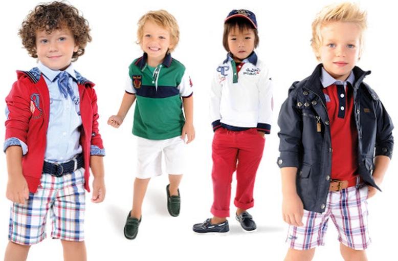Как выбрать детскую одежду через интернет